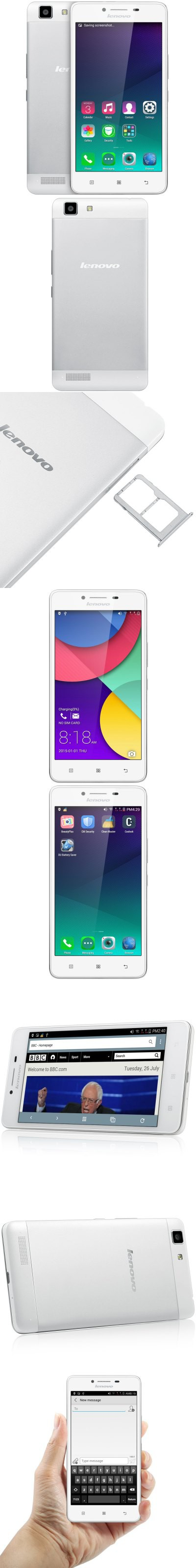 Android 4.4 5.0 inch MTK6732 Quad Core 1.5GHz 1GB RAM 8GB ROM Gravity Sensor Bluetooth 4.0 GPS