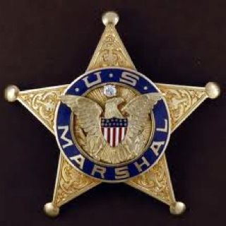Us Marshals Auction >> US Marshal's Badge   History US Marshals Services   Pinterest   Badges, Law enforcement and ...