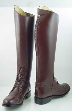 aec697158c6c Hispar Men Field Leather Long Tall Horse back riding Boots
