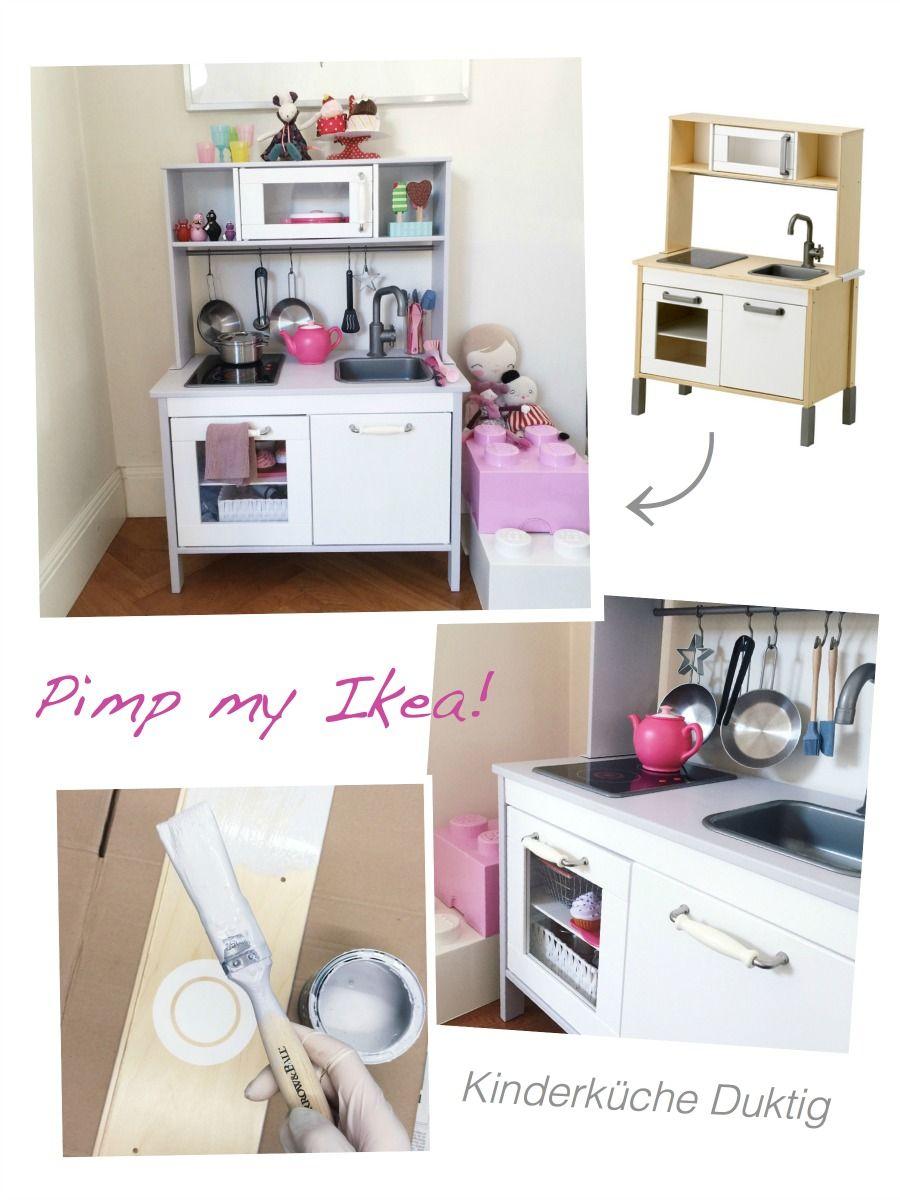 Valerie hat eine neue Küche! Der Klassiker, die IKEA DUKTIG ...