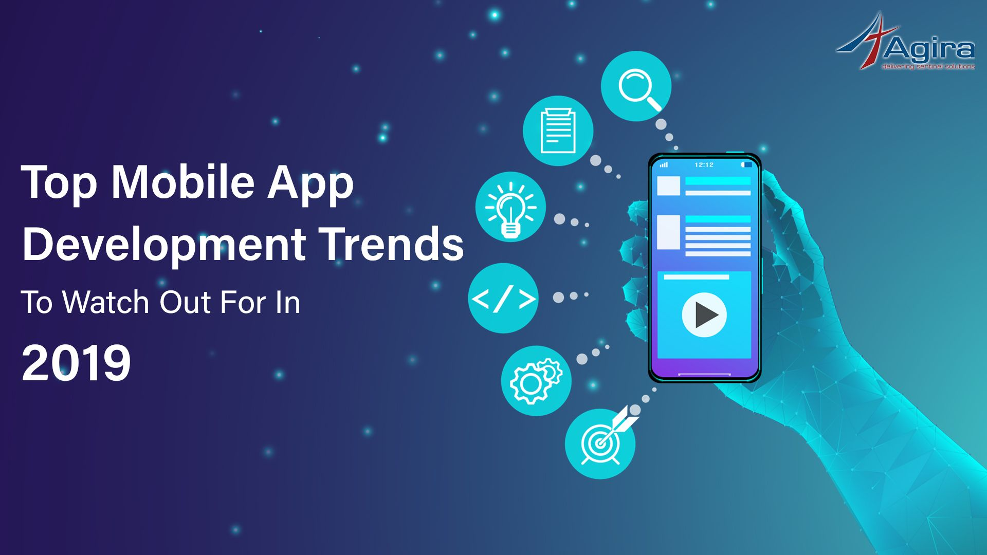 Latest Trends In Mobile Applications