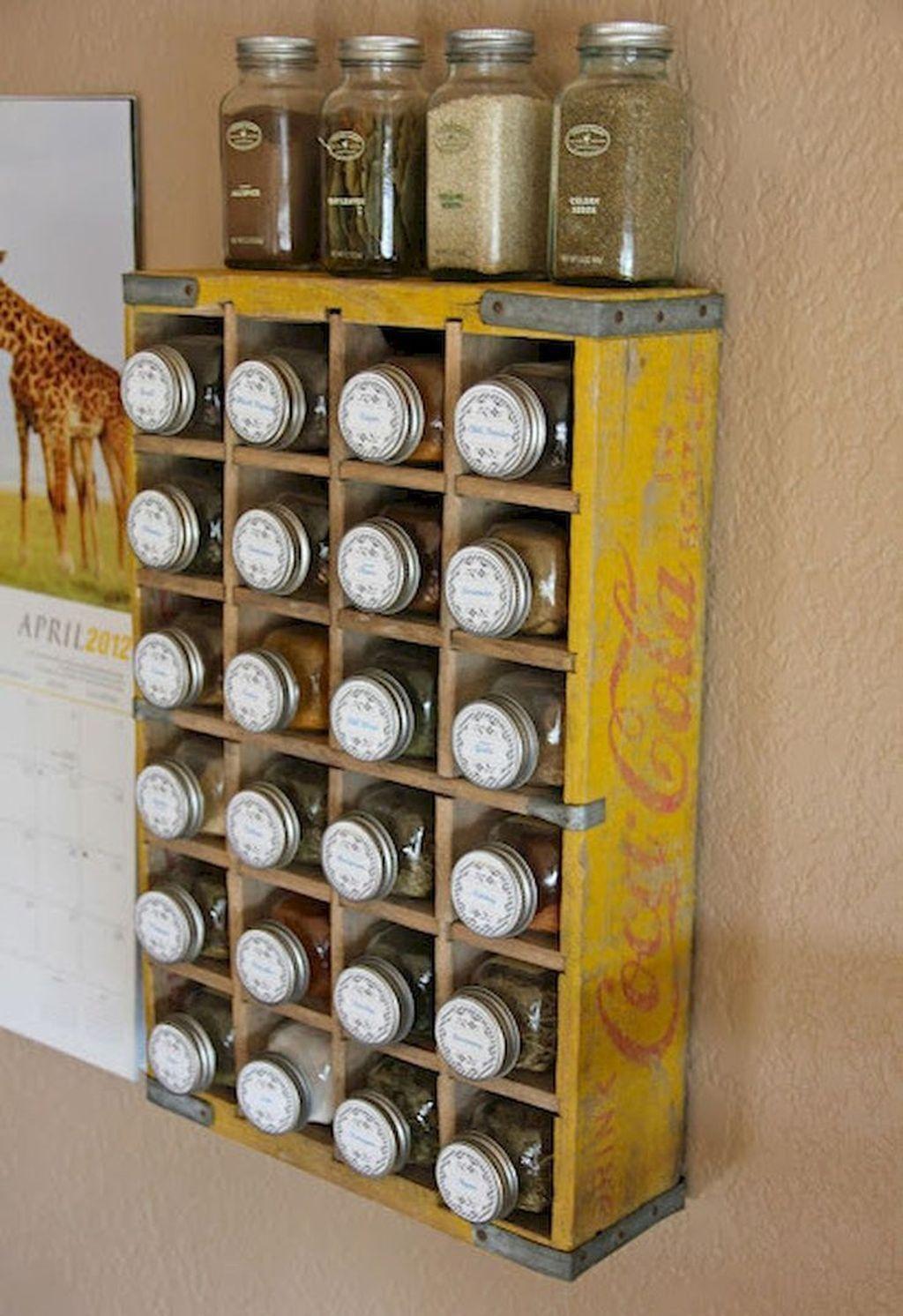 Fantastisch 33 Kreative Küche Storage Ideen Zeitgenössisch ...
