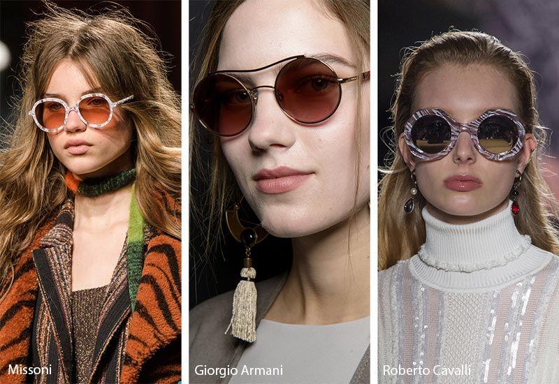 e9eb0c695 Fall/ Winter 2018-2019 Sunglasses Trends | Design 2020 Inspo ...