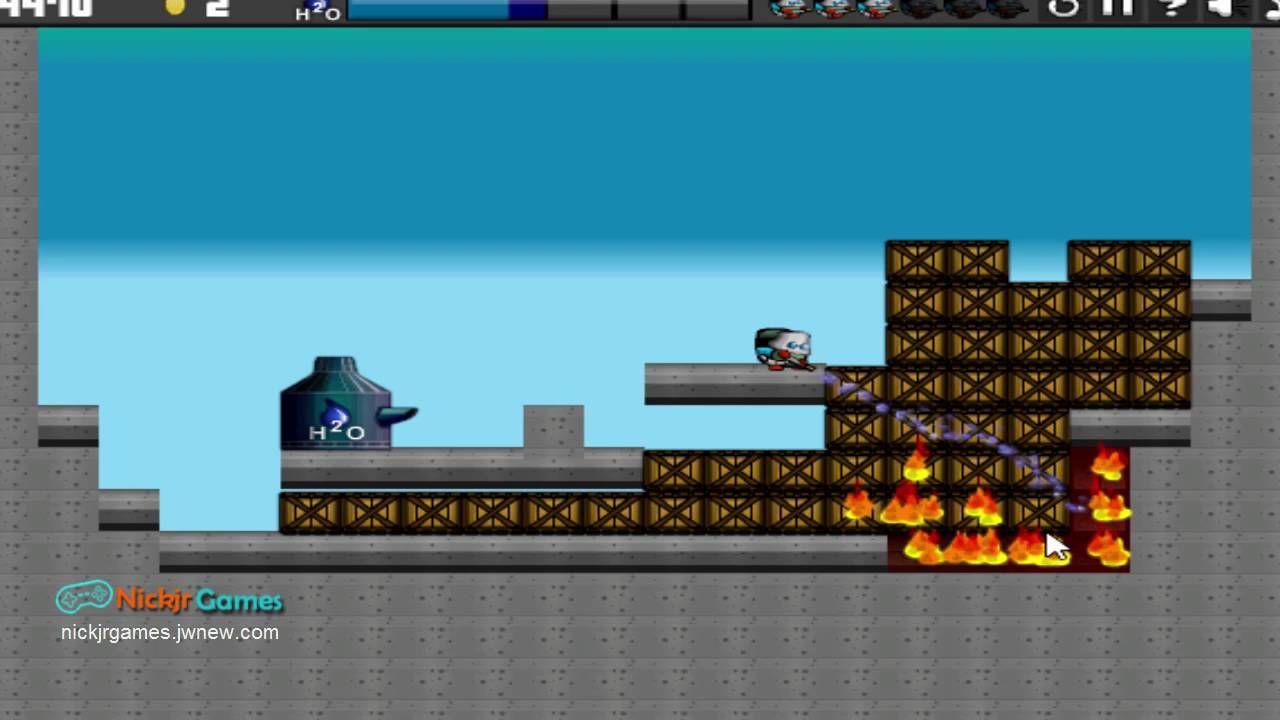 Inferno game - Gamesplay - Nickjr Games