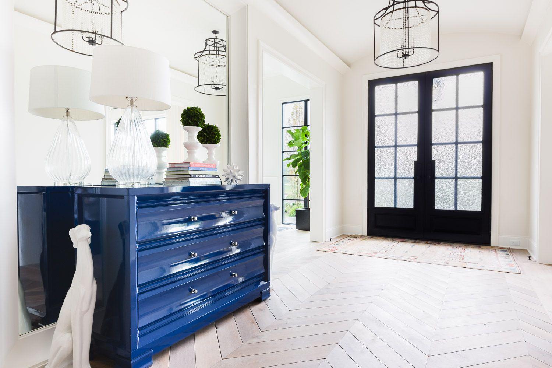 foyer || design: lori paranjape, redo home & design || photo ...