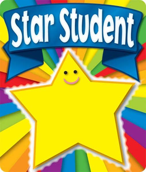 star student clipart teaching pinterest star students and students rh pinterest com Students Reading Clip Art star student clipart