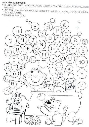 Actividades para preescolar actividades preescritura for Actividades de jardin de infantes