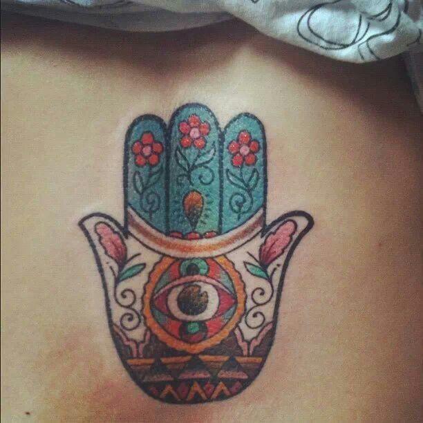 Want..hamsa tattoo