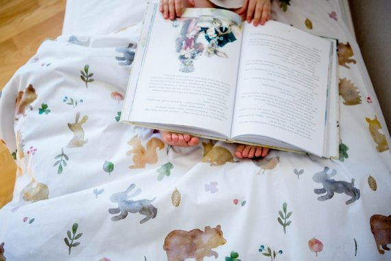 Toddler Duvet Cover Animal Print Duvet Cover Crib