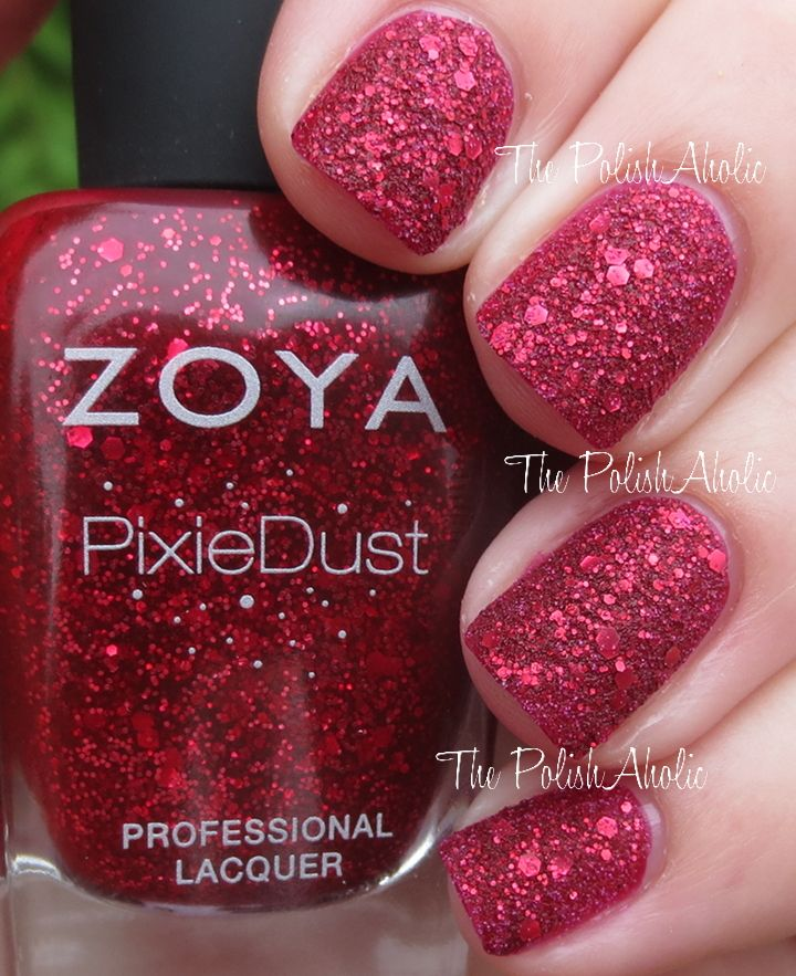 Zoya: Fall 2014 Ultra PixieDust Collection Swatches & Review