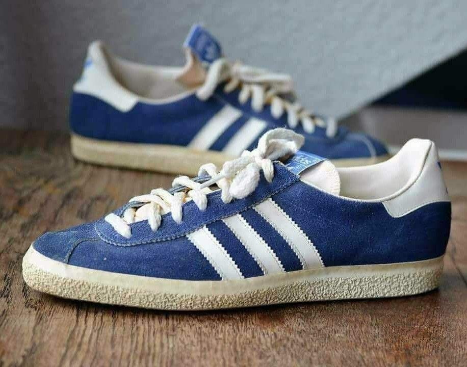 chaussures de sport 009ec af73a Unworn vintage Gazelles, made in Canada circa '72-74 ...