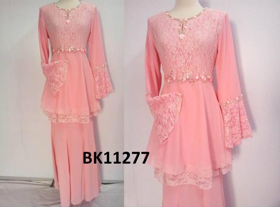 peplum lace kurung - Google Search Baju Kurung 73c498687d