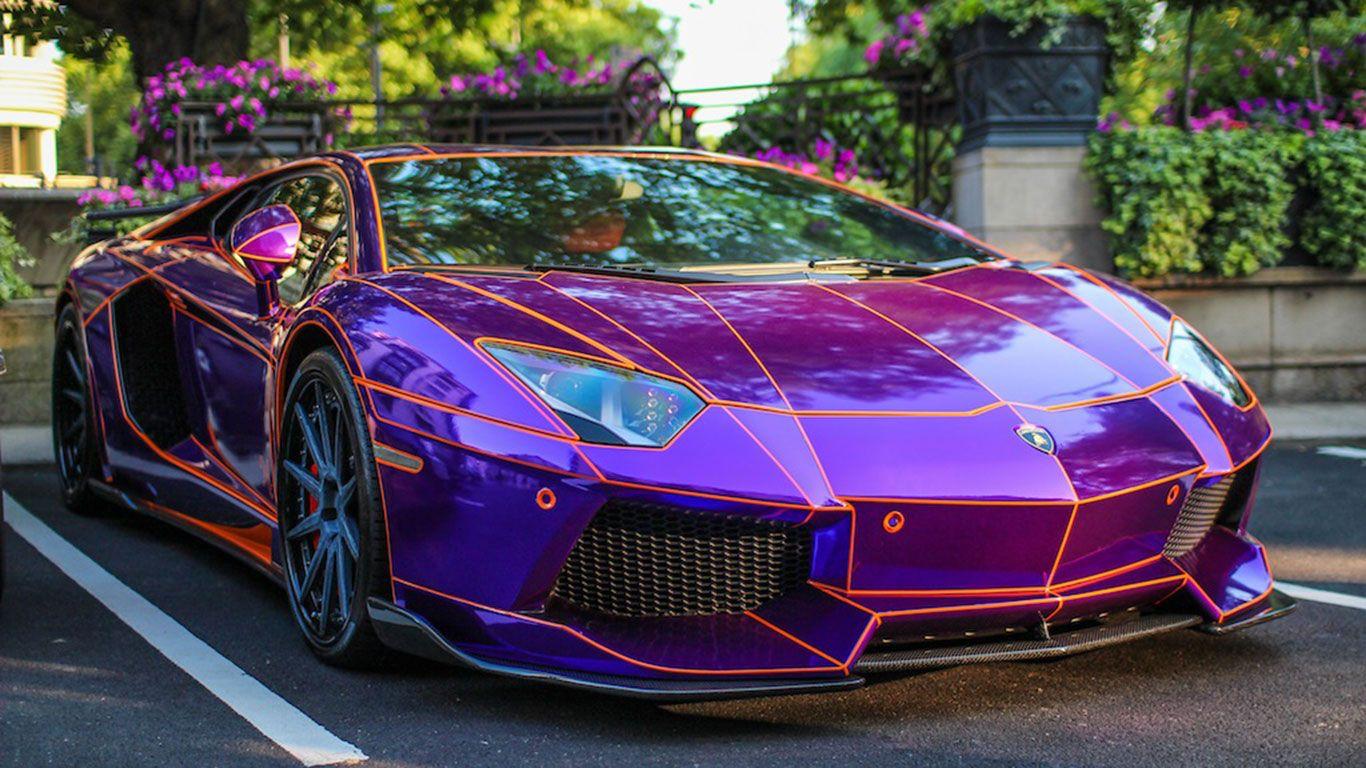 The Worst Lamborghini Paintjobs Ever
