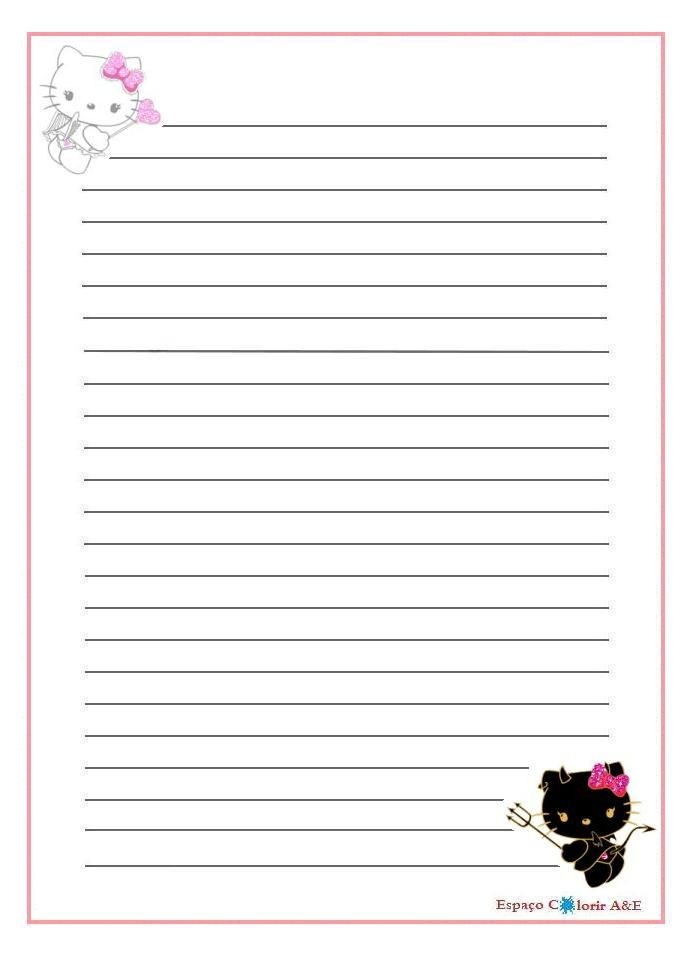Turtle Stationery Stationery Crafts - Snail Mail Pinterest - lined paper to write on