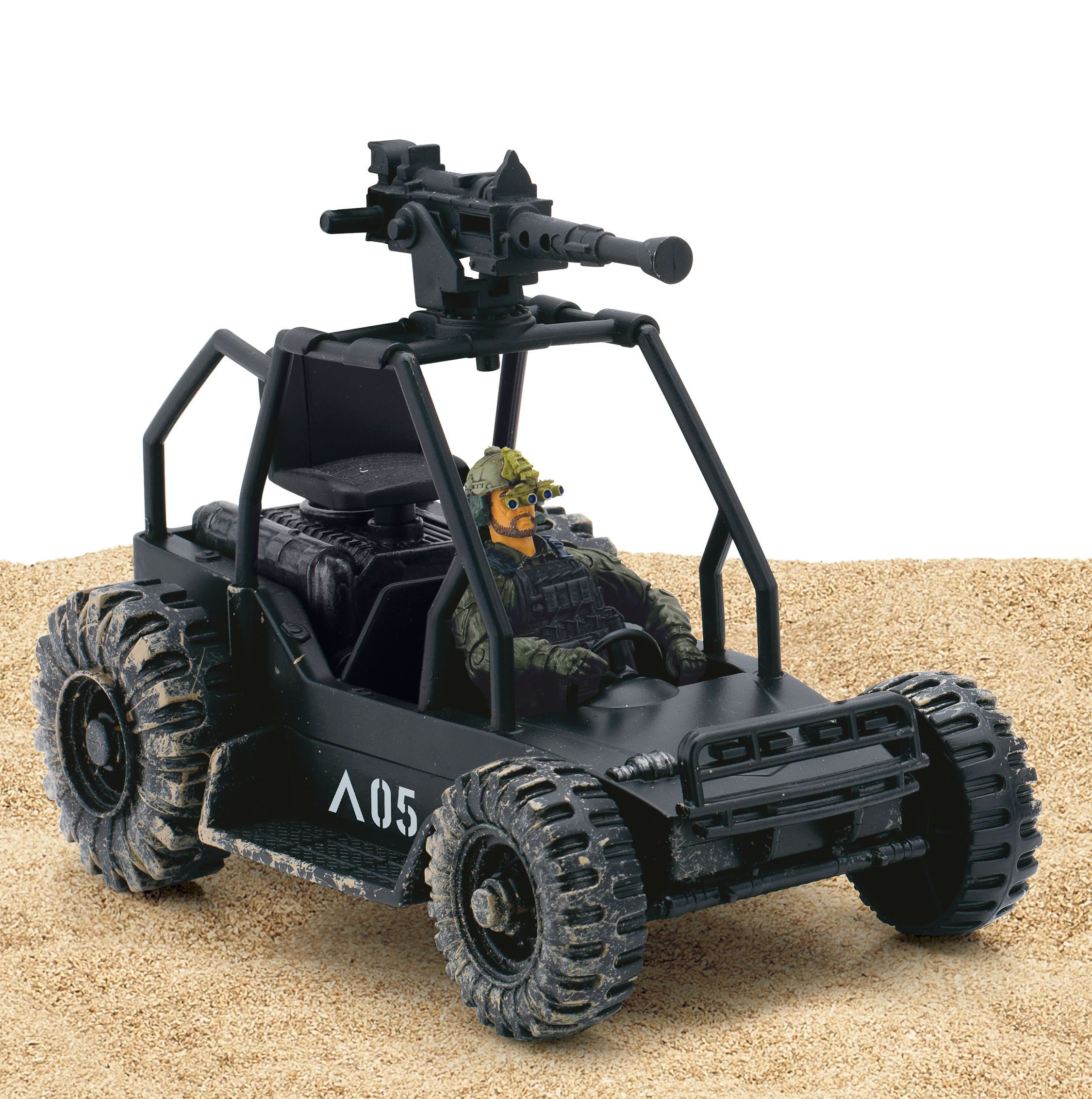 Take on any mission imaginable with The Elite Force M113