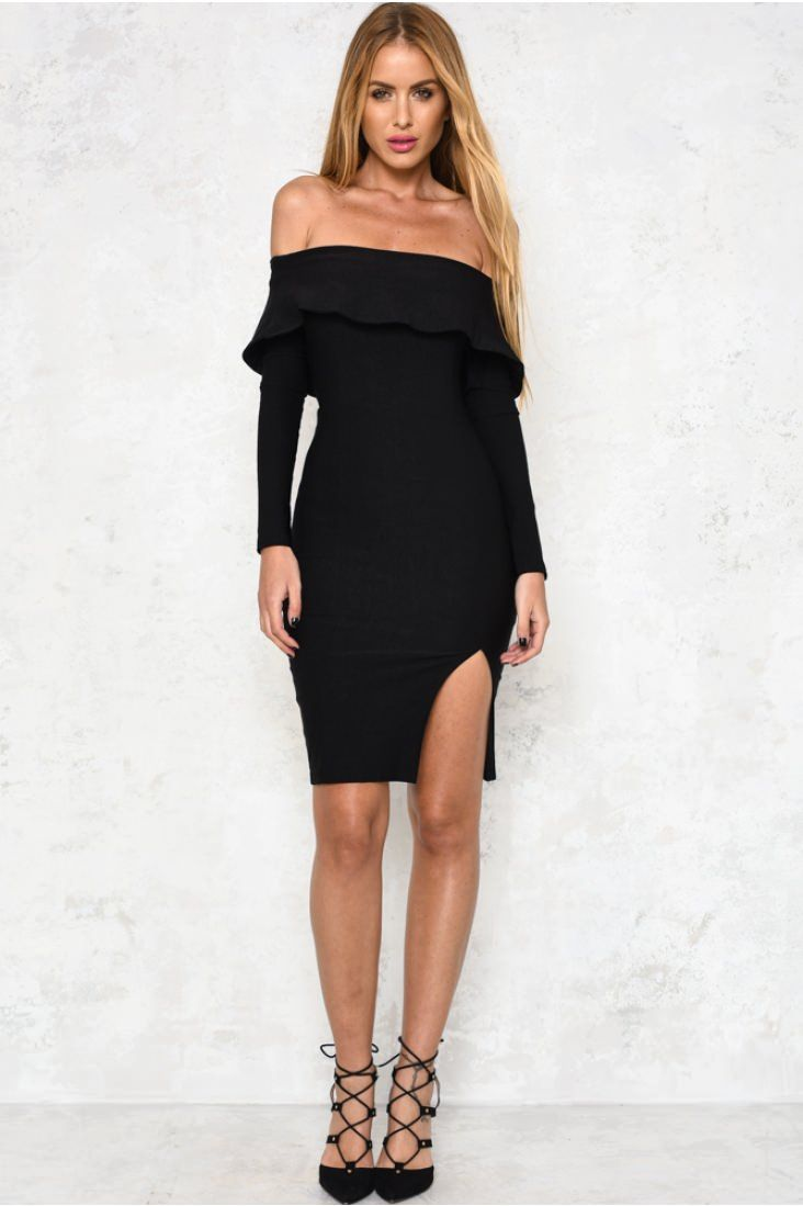 Steal the show in the you give me fever dress this offtheshoulder