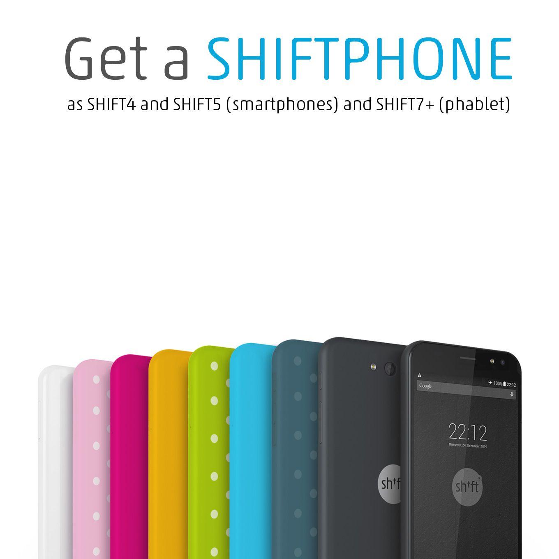 Shiftphones Nachhaltige Technologie Aus Deutschland Phablet Smartphone App