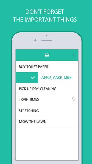ureka: Quick Memo & To-Do List | apple store | Free iphone