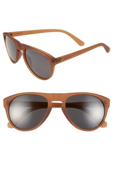 638c532a3281 Zeal Optics  Memphis  53mm Polarized Plant Based Sunglasses