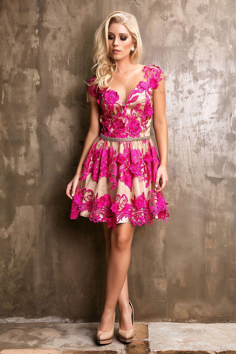 Camila Siqueira | Vestidos bonitos ☆ | Pinterest | Vestiditos ...