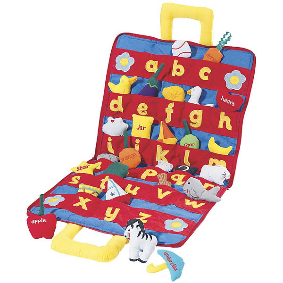 Award Winning Educational Toys : Abc carrybag educational toys specialty and games