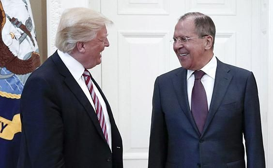 Donald Trumpu0027s Russia intelligence leak u0027will get Americans killed - invitation issued by the russian foreign ministry