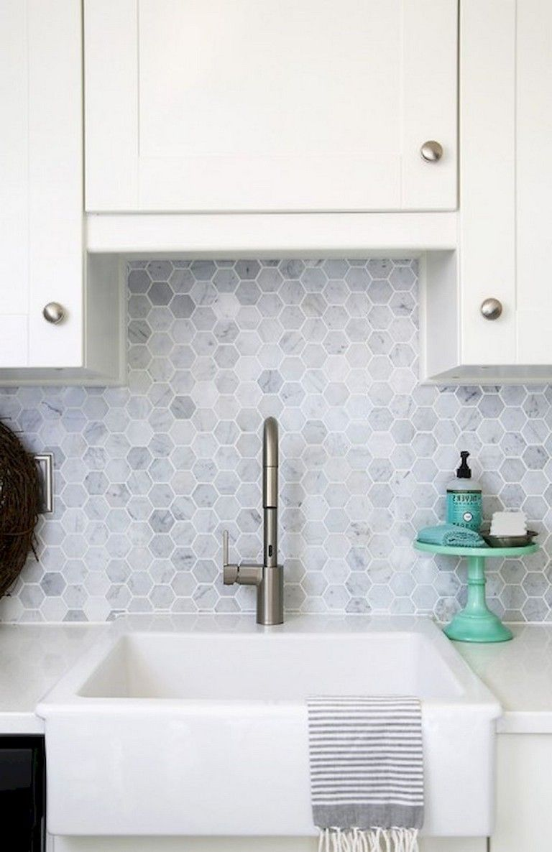 70 Incredible Kitchen Backsplash Decorating Ideas In 2020 Mit Bildern Ikea Kuchenideen Kuchenumbau Kuchendesign