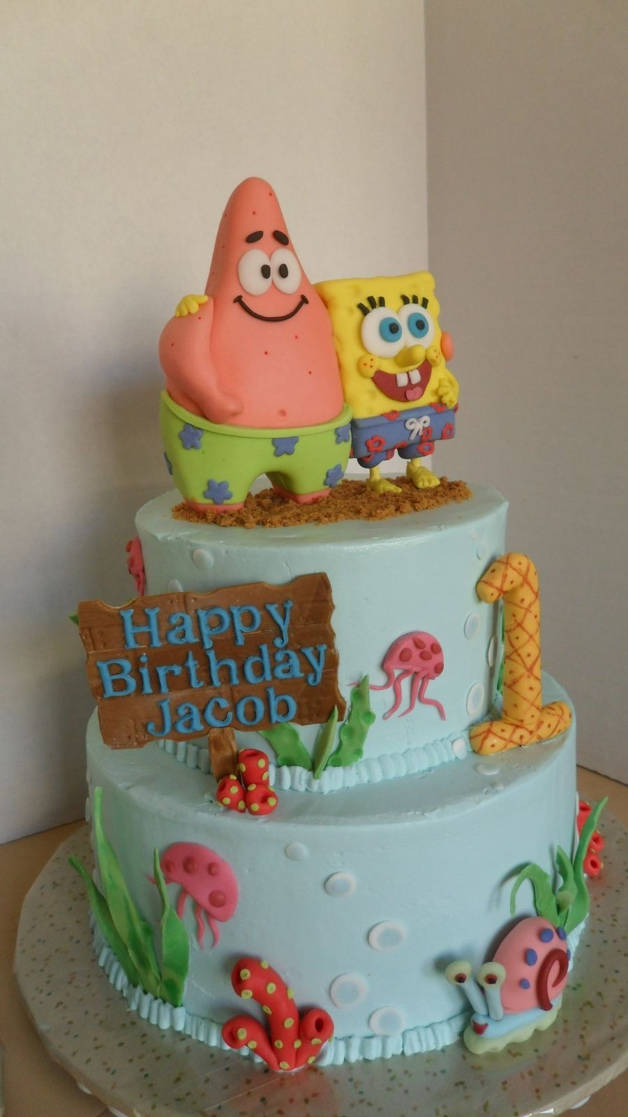 Spongebob Patrick And Gary Birthday spongebob Pinterest