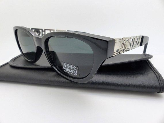 2e48f123d381e Versace Gianni Sunglasses Mod 467 Col N52 Genuine Rare Vintage New Old  Stock  fashion  clothing  shoes  accessories  mensaccessories ...