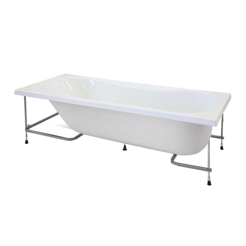 Vasca E Pannello Piatto Egeria 160 X 70 Cm Bianco 030 House