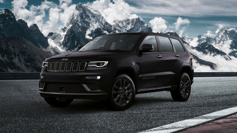 The Jeep Grand Cherokee S Is A Special Edition Model Only For
