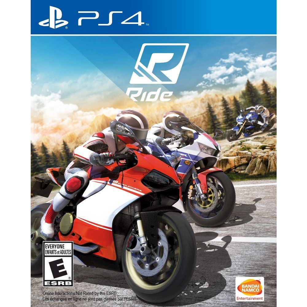 Ride (PlayStation 4) Ps4 games, Xbox one games, Playstation