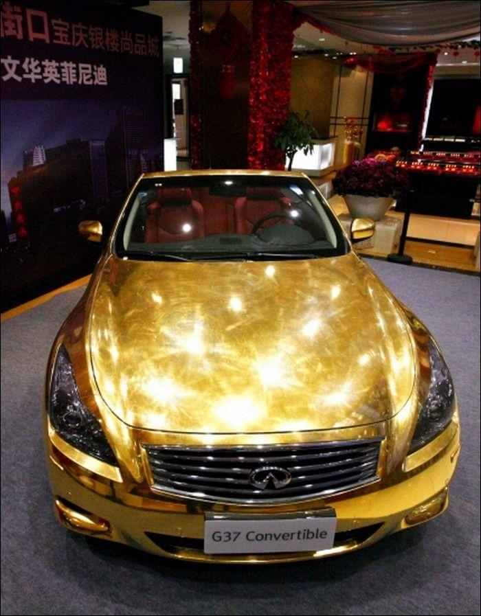Golden Car Wanna Take A Ride Shades Of Gold Gold Riding