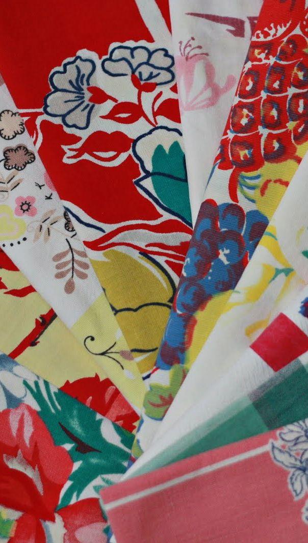 Vintage Tablecloths Vintage Linens Vintage Tablecloths