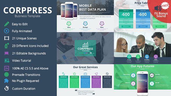 Corppress - Business Presentation Business presentation - business presentation