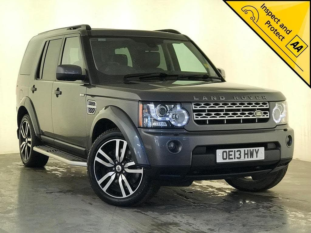 Used Land Rover Discovery 4 for sale CarGurus Used