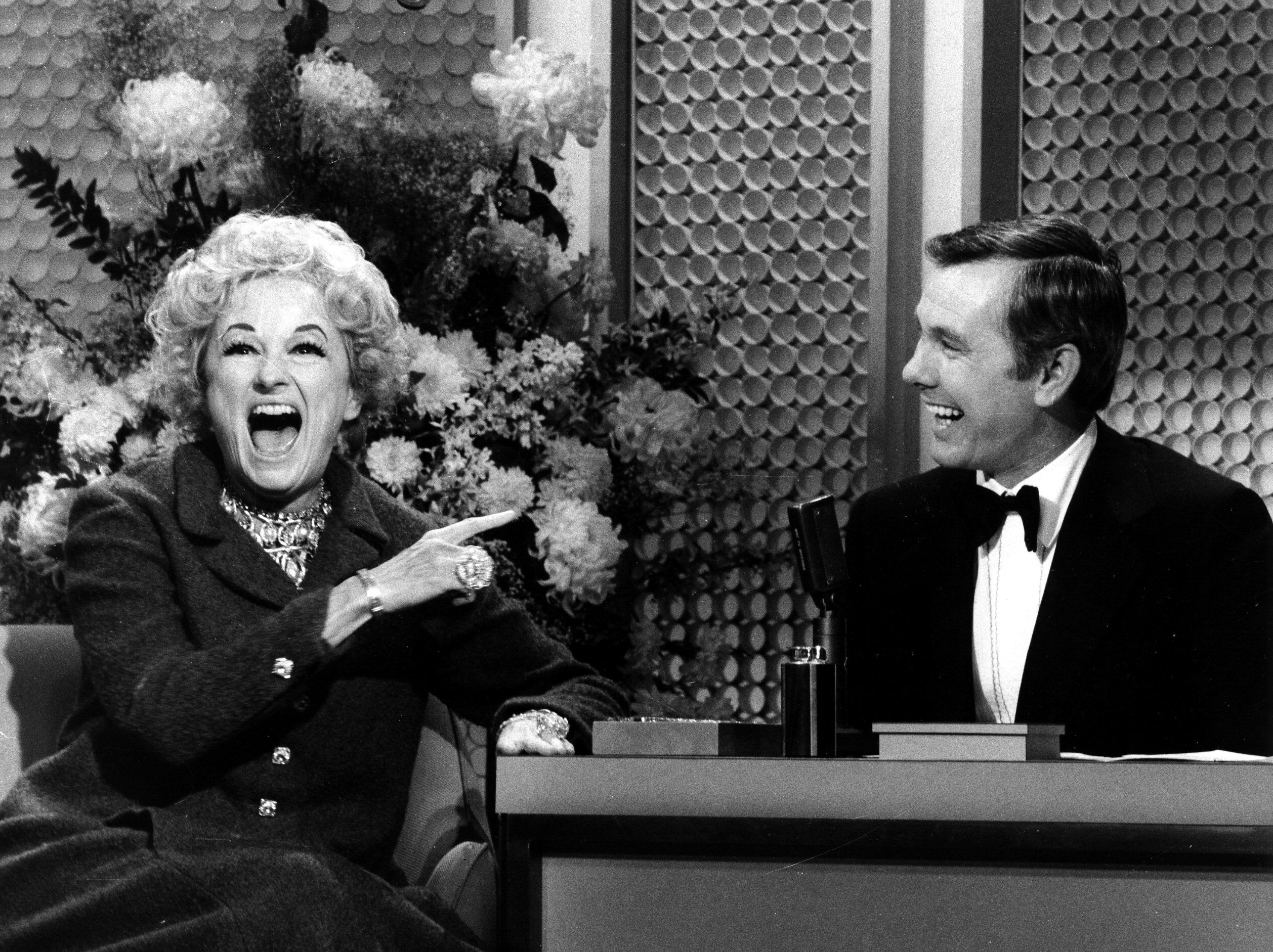 Phyllis Diller on Johnny Carson