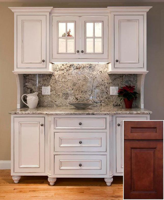 White Kitchen Cabinets At Menards: Oak Kitchen Cabinets At Menards