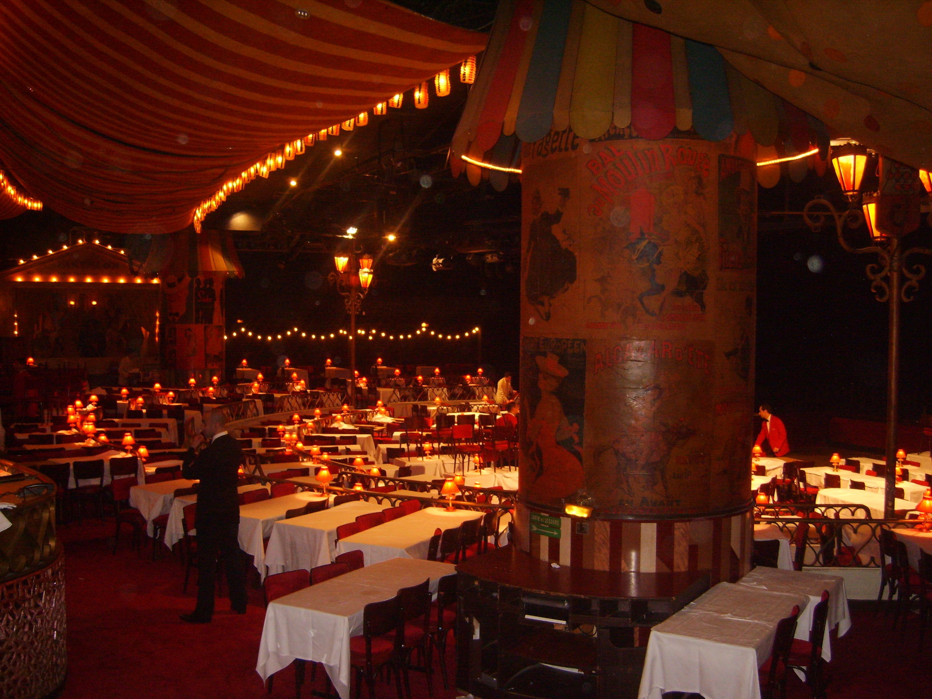 Onyx Uk And An Inappropriate Visit To The Moulin Rouge