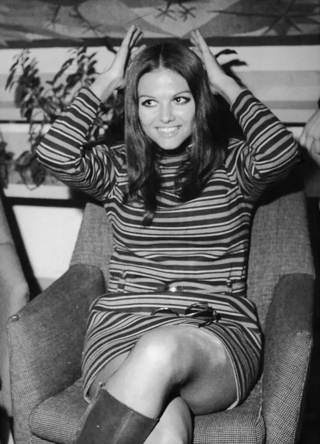 Claudia Cardinale Is An Ethnically Italian Tunisian Film -5941