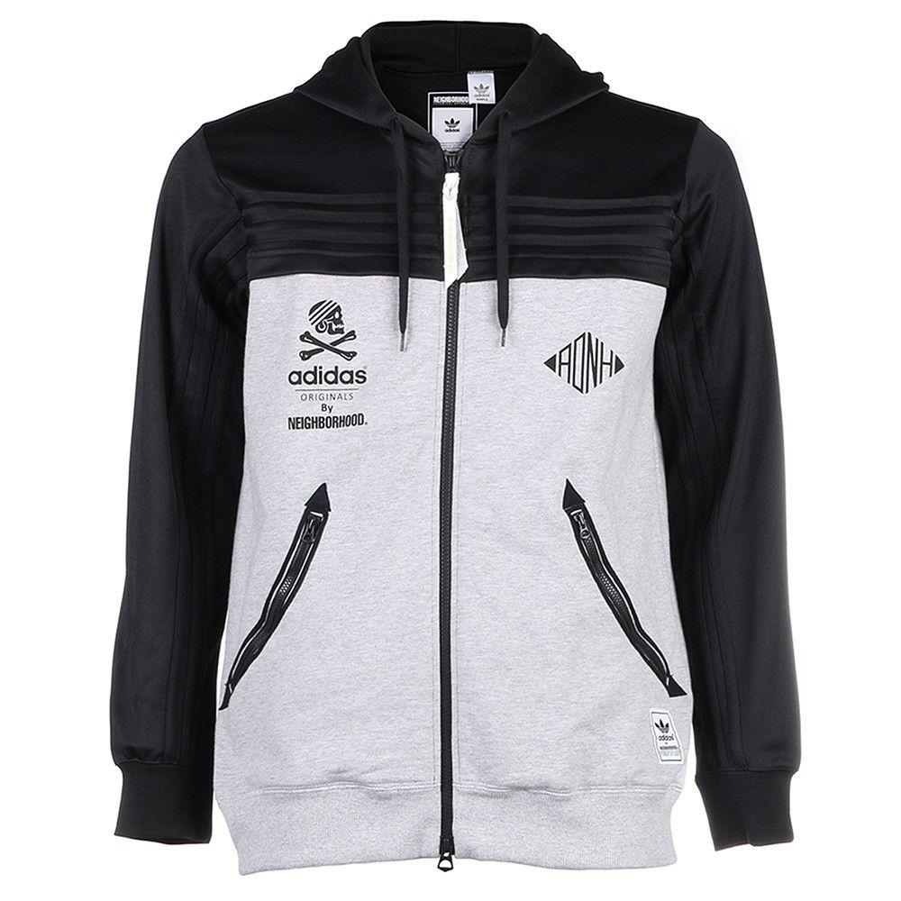 neighborhood x adidas hoodie