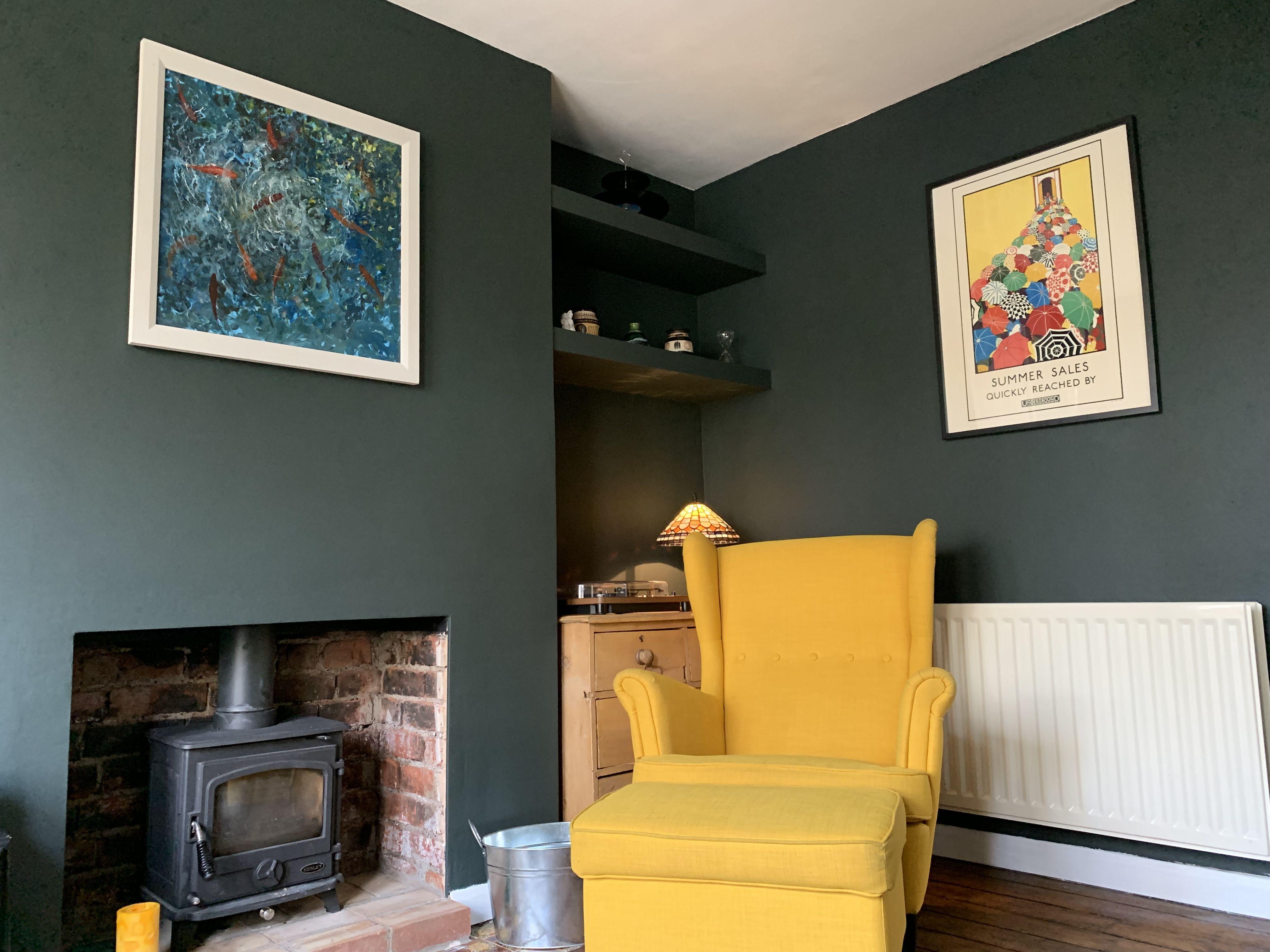 Best Studio Green Farrow And Ball Works Wonders In 2020 640 x 480