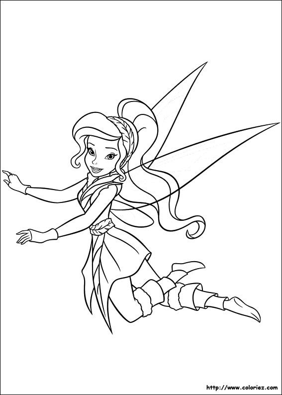 Vol de Vidia | Home Decor. | Fairy coloring pages, Tinkerbell ...