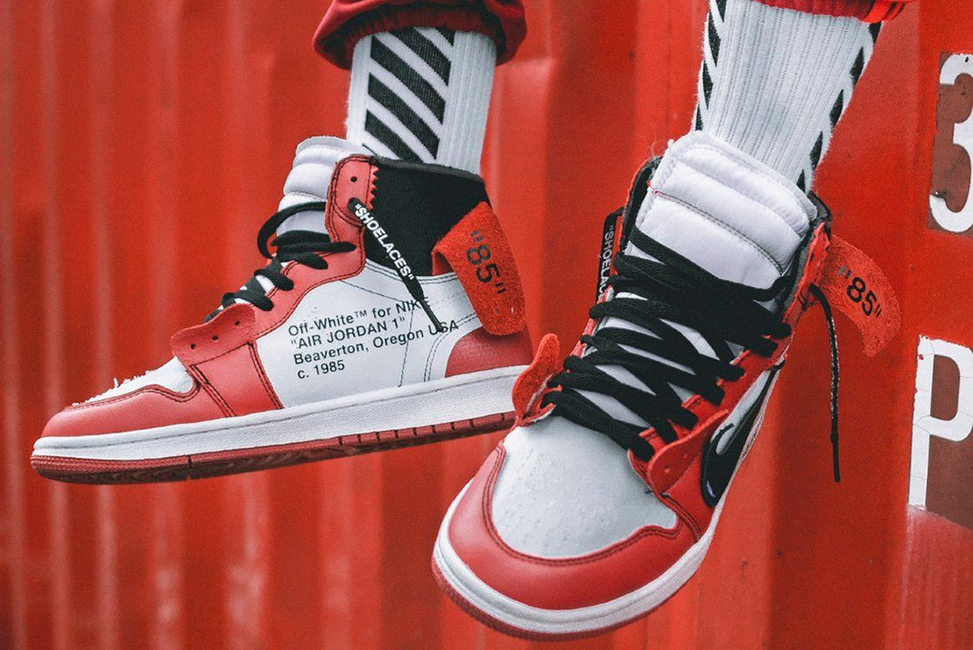 competitive price 6b3b5 0250a Watch out for fake Nike Off-White Air Jordans, get a 37 point step-by-step  guide on goVerify.it