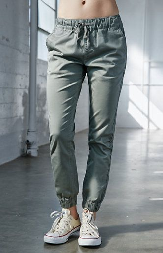 2019 original apparence élégante choisir le plus récent Bullhead Denim Co. Chino Twill Drawcord Jogger Pants at ...