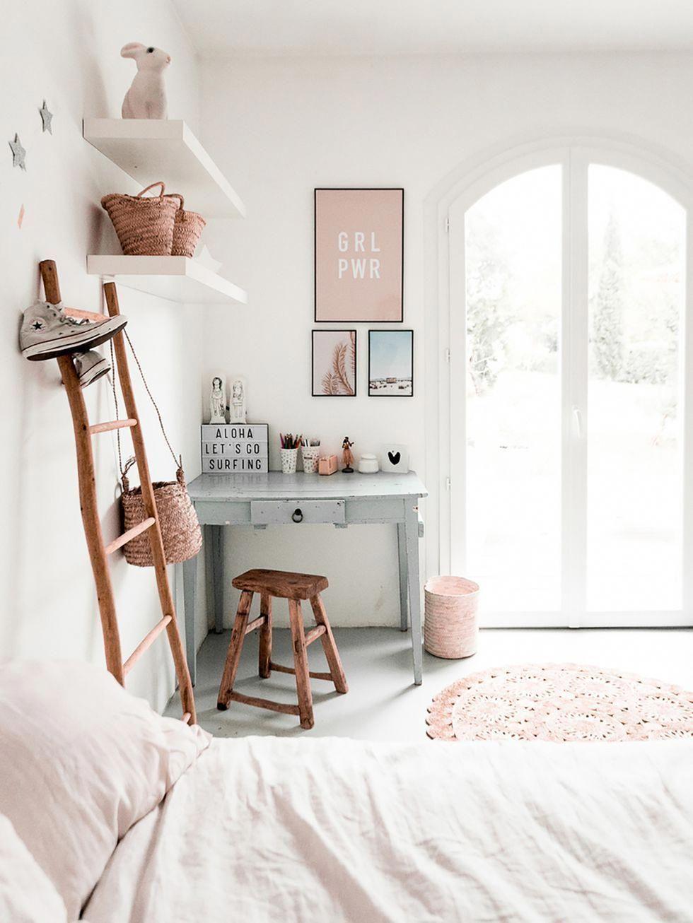 Girls just wanna have fun 10 dormitorios muy femeninos for Dormitorios femeninos modernos