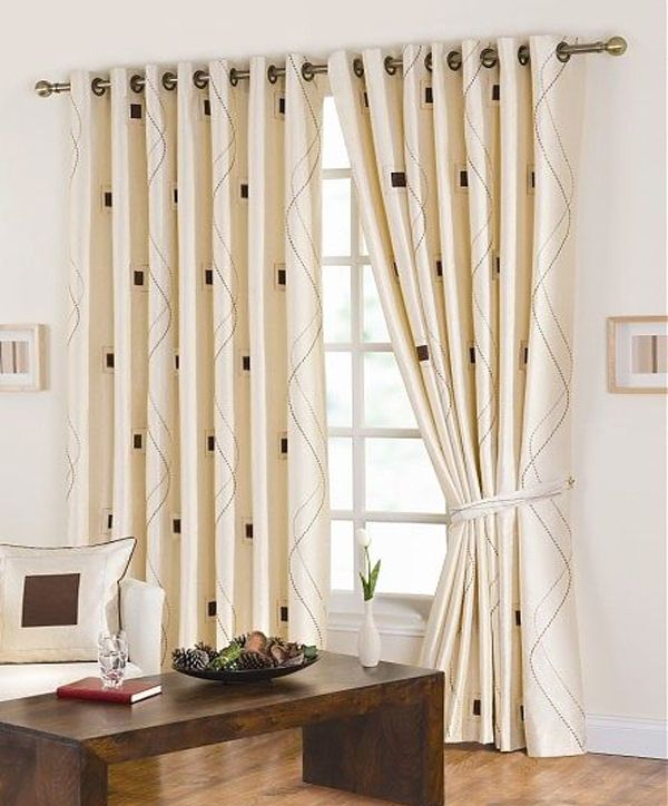 10 Modern Curtain Ideas for your Living Room | Best Living Room ...