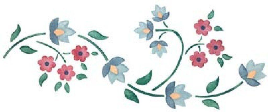 Dibujos grecas de flores imagui - Cenefas decorativas para imprimir ...