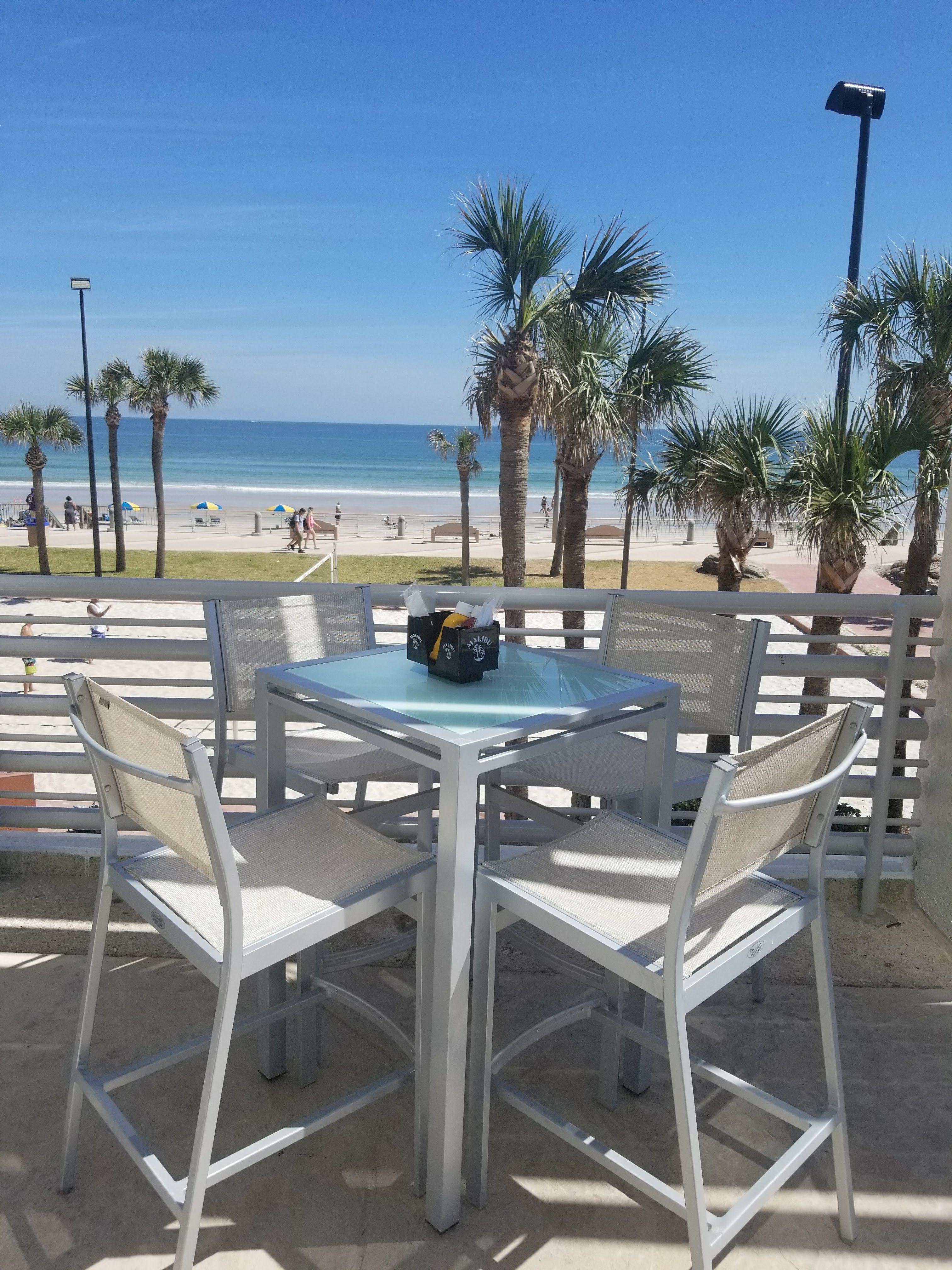 Daytona Beach Oceanfront Resort in 2020 | Daytona beach ...