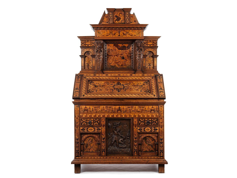 Ausserst Seltener Musealer Kabinettsekretar Des 17 Jahrhunderts Aus Adelsbesitz Fine Art Auctions Auction Art Auction